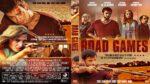 Road Games (2015) R1 Custom DVD Cover