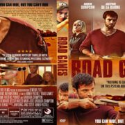 Road Games (2015) R1 Custom DVD Cover