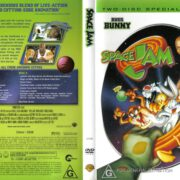 Space Jam (Special Edition) (1996) R4 DVD Cover