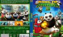 Kung Fu Panda 3 (2016) R2 Custom DVD Czech Cover