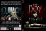 The Boy (2016) R2 Custom DVD Czech Cover