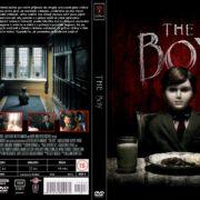 The Boy (2016) R2 Custom DVD Czech Cover