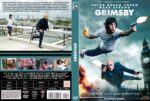 The Brothers Grimsby (2016) R2 Custom DVD Czech Cover
