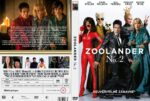 Zoolander No. 2 (2016) R2 Custom DVD Czech Cover
