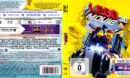 The Lego Movie 3D (2014) R2 Blu-Ray German Cover