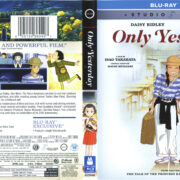 Only Yesterday (2016) R1 Blu-Ray Cover & Labels