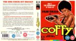 Coffy (1973) R2 Blu-Ray Cover & Label