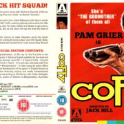 Coffy (1973) R2 Blu-Ray Cover & Label