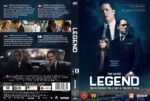Legend (2015) R2 DVD Swedish Cover