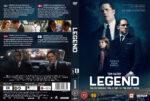 Legend (2015) R2 DVD Swedish Cover
