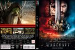 Warcraft (2016) R2 Custom Czech DVD Cover