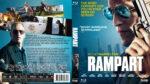Rampart (2011) R2 Blu-Ray Swedish Cover