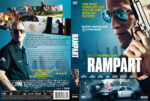 Rampart (2011) R2 DVD Swedish Cover