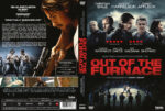 Out Of The Furnace (2013) R2 DVD Swedish Cover