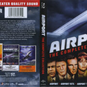 Airport: The Complete Collection (1970) R1 Blu-Ray Cover & Labels