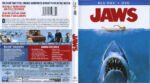 Jaws (1975) R1 Blu-Ray Cover & Labels