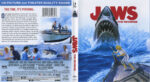 Jaws: The Revenge (1987) R1 Blu-Ray Cover & Label