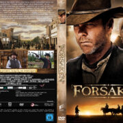 Forsaken (2015) R2 German Custom Cover & Label