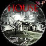 House on the Hill (2012) R2 German Custom Blu-Ray Label
