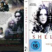 Shelter (2010) R2 German Custom Blu-Ray Cover & Label