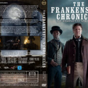 The Frankenstein Chronicles: Season 1 (2015) R2 German Custom Cover & Labels