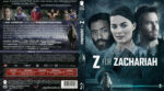 Z for Zachariah (2015) R2 German Custom Blu-Ray Cover & Label
