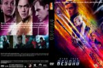 Star Trek Beyond (2016) R1 Custom DVD Cover