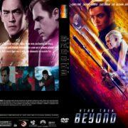Star Trek Beyond (2016) R1 Custom DVD Cover