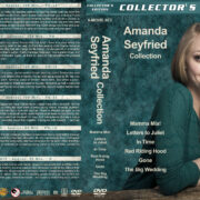 Amanda Seyfried Collection (2008-2013) R1 Custom Covers
