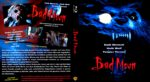 Bad Moon (1996) R2 German Custom Blu-Ray Cover & Label