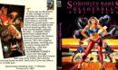 Sorority Babes in the Slimeball Bowl-O-Rama (1987) R1 Custom Blu-Ray Cover