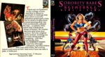 Sorority Babes in the Slimeball Bowl-O-Rama (1987) R1 Custom Blu-Ray Cover