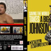 Central Intelligence (2016) R0 CUSTOM Cover