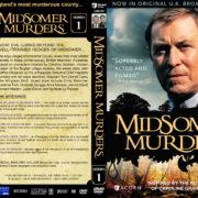 Midsomer Murders – Series 1 (1998) R1 Custom Cover