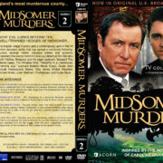 Midsomer Murders – Series 2 (1999) R1 Custom Cover