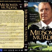 Midsomer Murders – Series 4 (2000) R1 Custom Cover