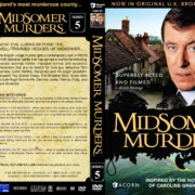Midsomer Murders – Series 5 (2001) R1 Custom Cover