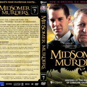 Midsomer Murders – Series 7 (2003) R1 Custom Cover