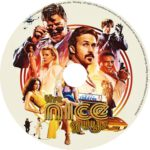The Nice Guys (2016) R0 CUSTOM Label