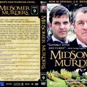 Midsomer Murders – Series 9 (2005) R1 Custom Cover