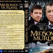 Midsomer Murders – Series 10 (2006) R1 Custom Cover