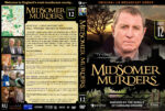 Midsomer Murders – Series 12 (2009) R1 Custom Cover