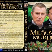 Midsomer Murders – Series 13 (2010) R1 Custom Cover