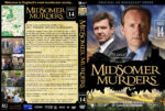 Midsomer Murders – Series 14 (2011) R1 Custom Cover