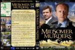 Midsomer Murders – Series 14 (2011) R1 Custom Cover