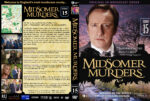 Midsomer Murders – Series 15 (2012) R1 Custom Cover