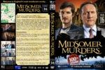 Midsomer Murders – Series 16 (2013) R1 Custom Cover