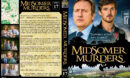 Midsomer Murders - Series 17 (2015) R1 Custom Cover