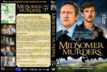 Midsomer Murders – Series 17 (2015) R1 Custom Cover