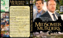 Midsomer Murders - Series 18 (2016) R1 Custom Cover